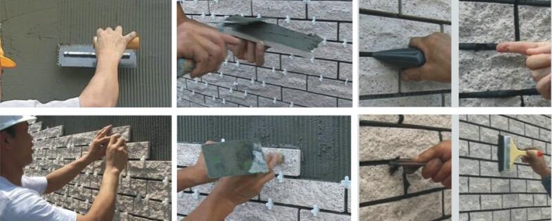 外墙砖施工及注意事项